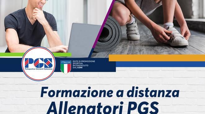 PGS Italia formazione online