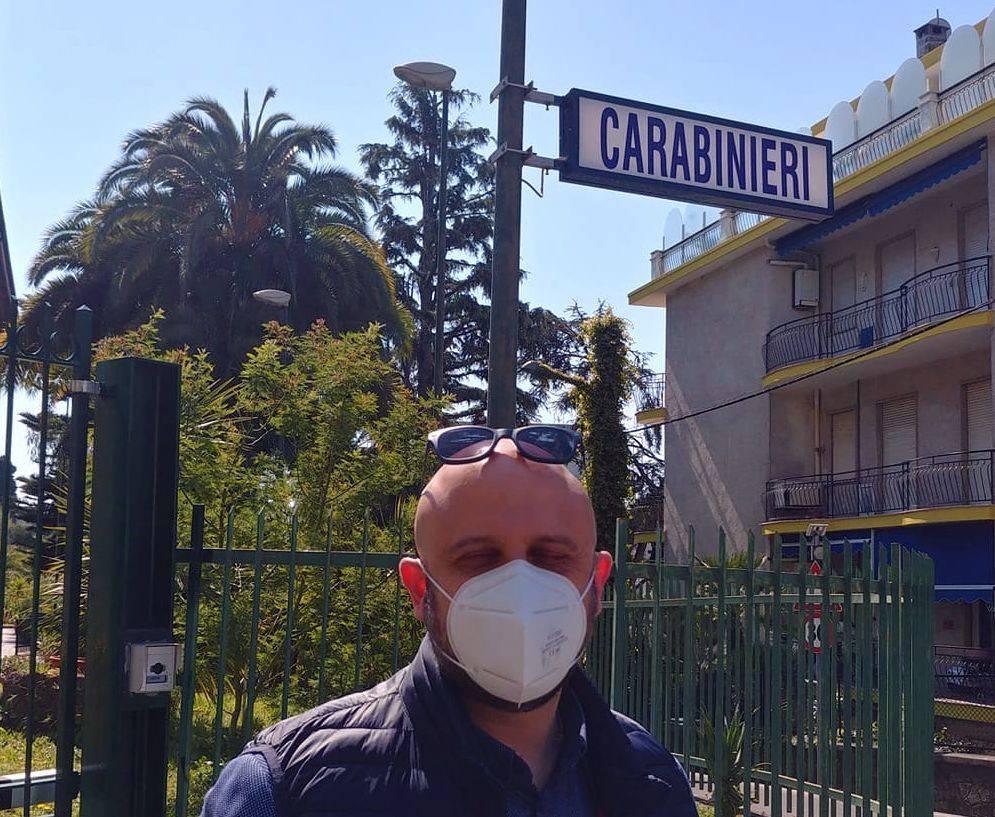 riviera24 - alberto pezzini alessandro condò mascherine coronavirus