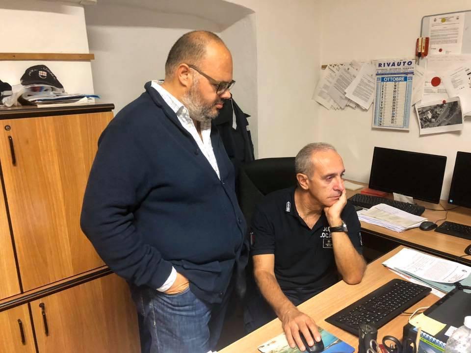 riviera24 - giorgio giuffra ufficio municipale