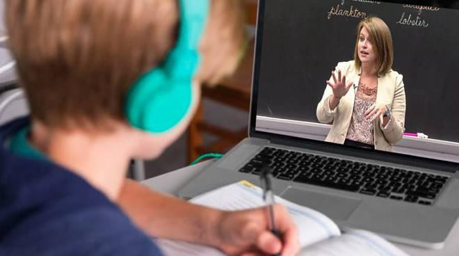 riviera24 - lezioni scuola on line