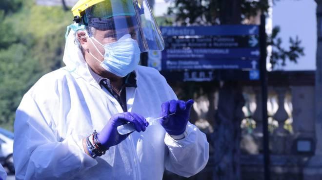 riviera24 - tamponi coronavirus