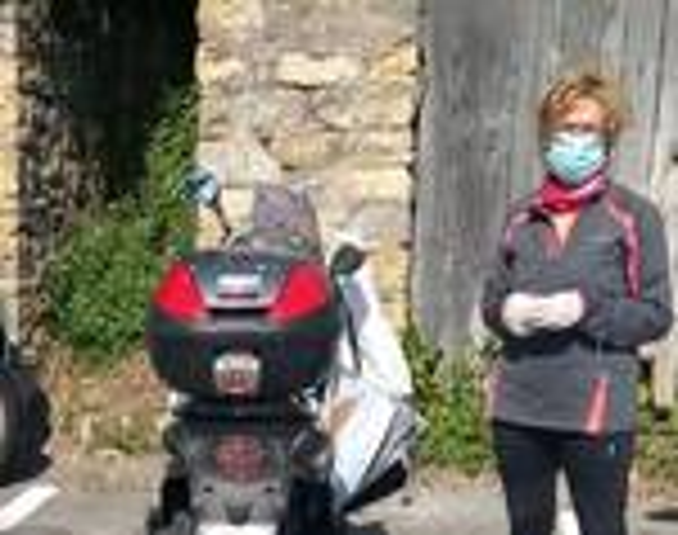riviera24 - Vallebona consegna mascherine ai residenti