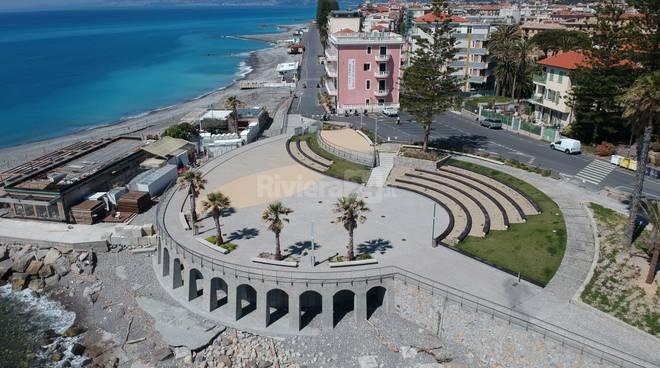 rotonda Sant'ampelio bordighera