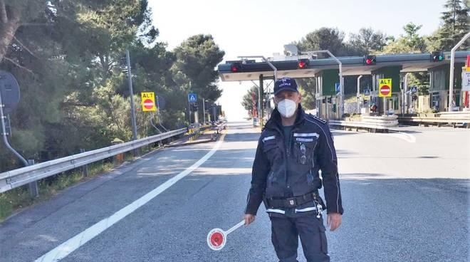 San Bartolomeo al Mare, controlli di polizia locale