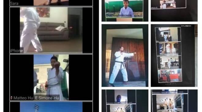 Scuola di karate Wado Ryu Camporosso