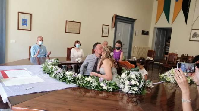Alessia e Alessio matrimonio
