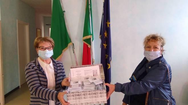 Donazioni al Comune di Vallecrosia