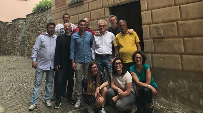 foto del gruppo Elezioni del 2018 pieve