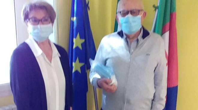 Giotto Guglielmi e Marilena Piardi