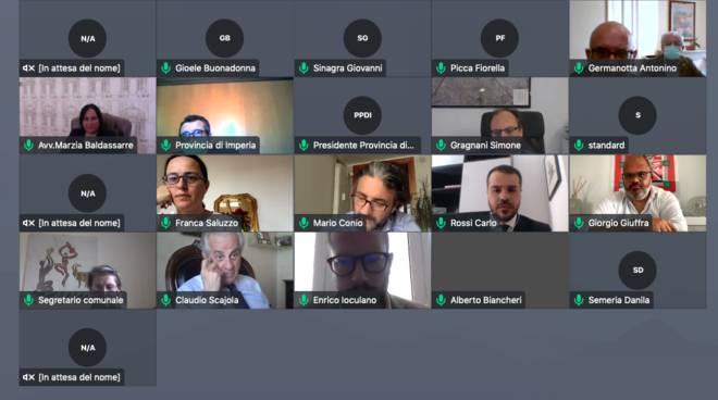 consiglio provinciale videoconferenza