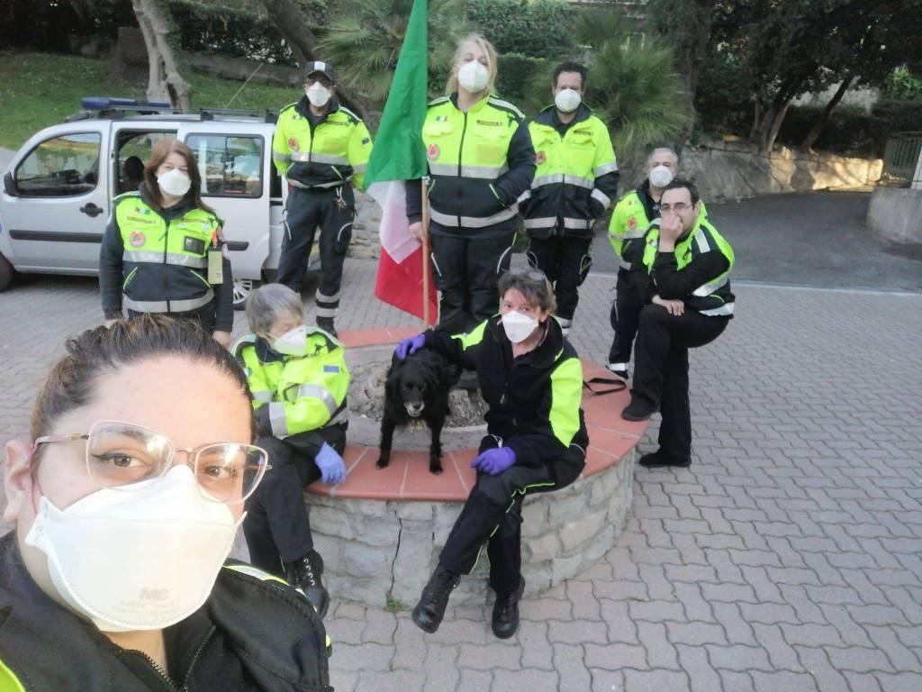Protezione civile di Bordighera