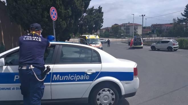 riviera24 - 118 polizia locale diano marina