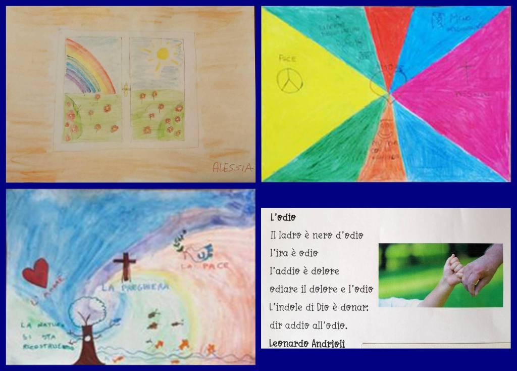 Riviera24- disegni bambini coronavirus