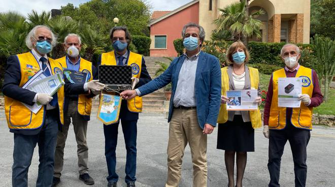 Riviera24- Lions Sanremo Asl1
