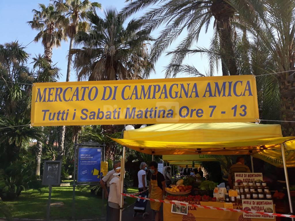 riviera24 - Mercato di Campagna Amica a Bordighera