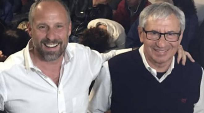 riviera24 - Sergio Tommasini e Giampiero Correnti