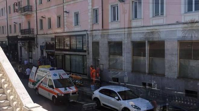 riviera24 - soccorsi 118