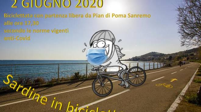 Sardine in Bicicletta... Pedalando con la Costituzione