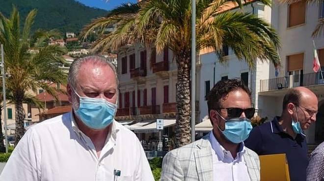 Alessandro Piana a Ospedaletti