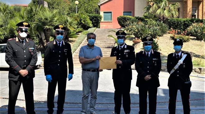 Asl1 e Carabinieri
