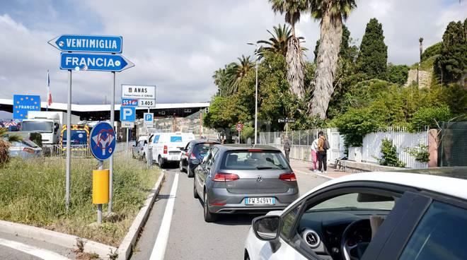 code frontiera Ponte San Ludovico