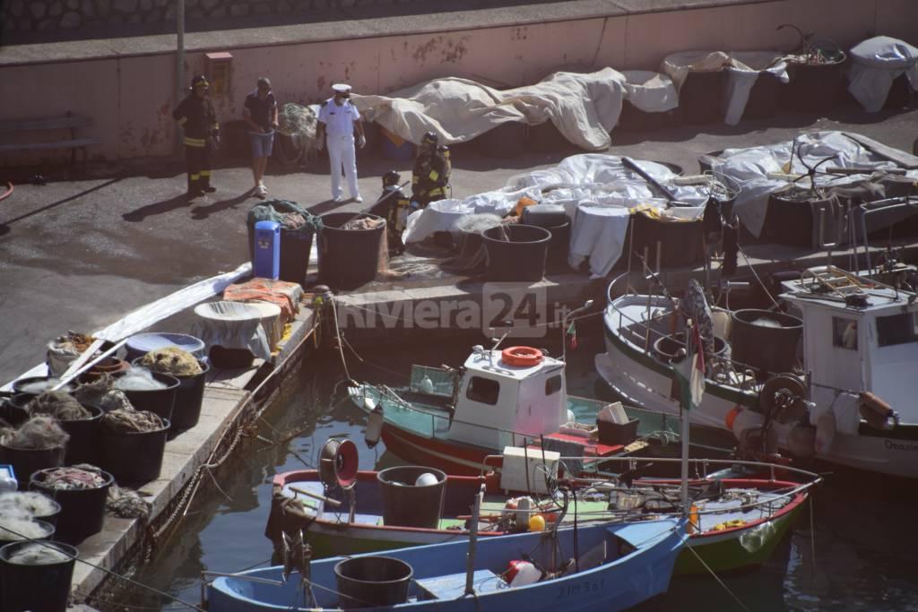 Esercitazione porto Bordighera