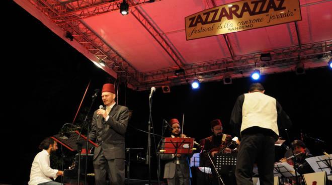"""Festival della canzone jazzata """"Zazzarazzaz"""""""