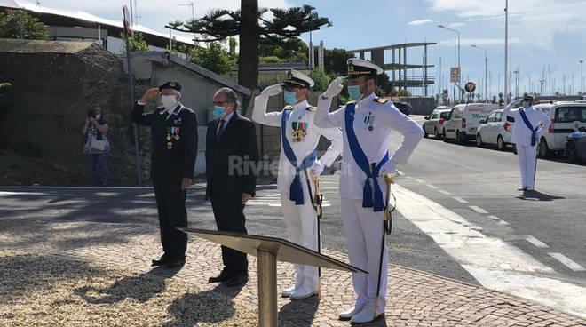 Imperia, celebrata la Festa della Marina