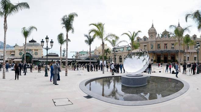 inaugurazione piazza casinò
