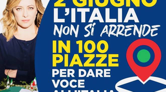 L'Italia non si arrende
