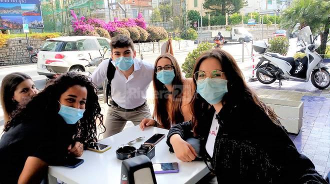 maturità studenti coronavirus sanremo