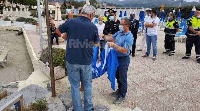 diano marina cerimonia assegnazione bandiera blu