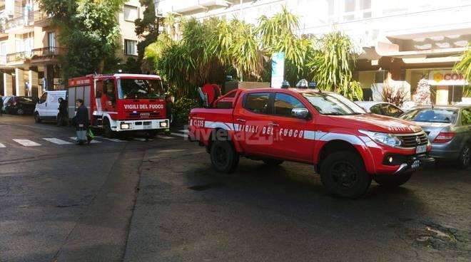vigili del fuoco centro oneglia