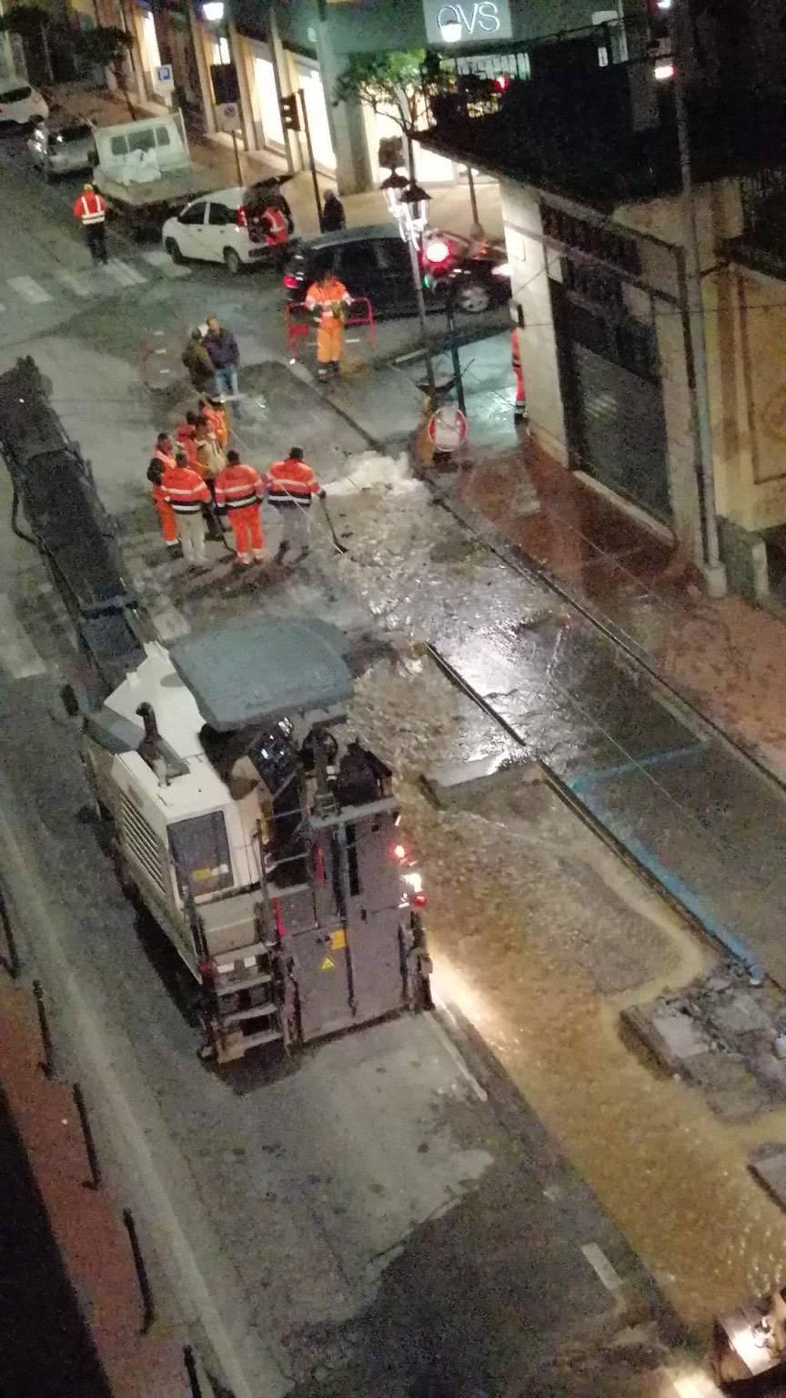 guasto acquedotto ventimiglia