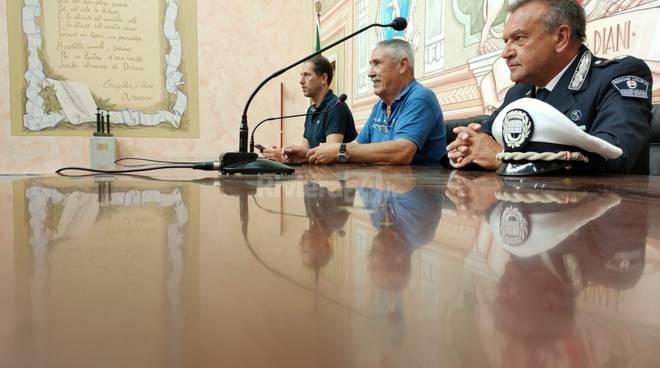 conferenza stampa riapertura Incompiuta