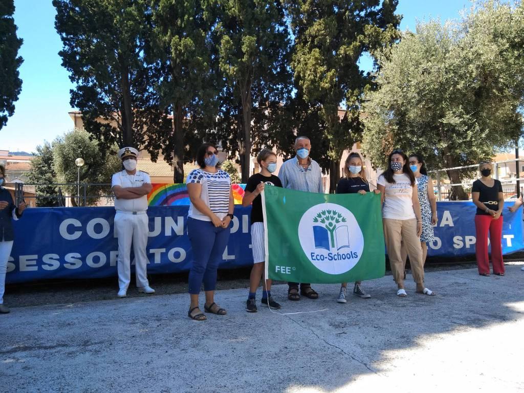 Riviera24- bandiere verdi diano marina