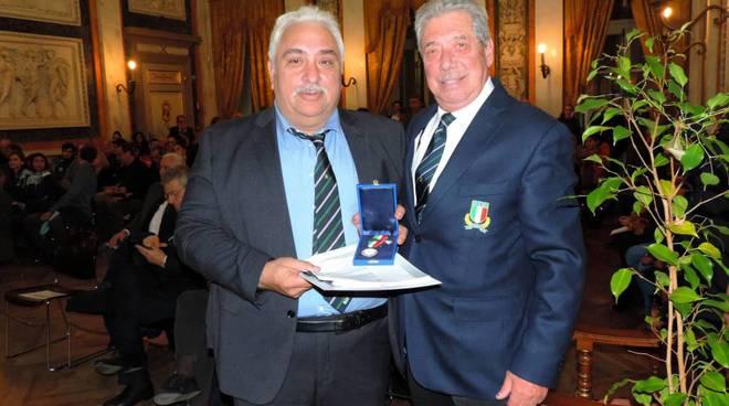 riviera24 - Alessandro Bottino ed Oscar Tabor