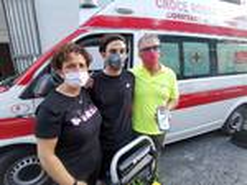 riviera24 - Donazione di famiglia Morselli