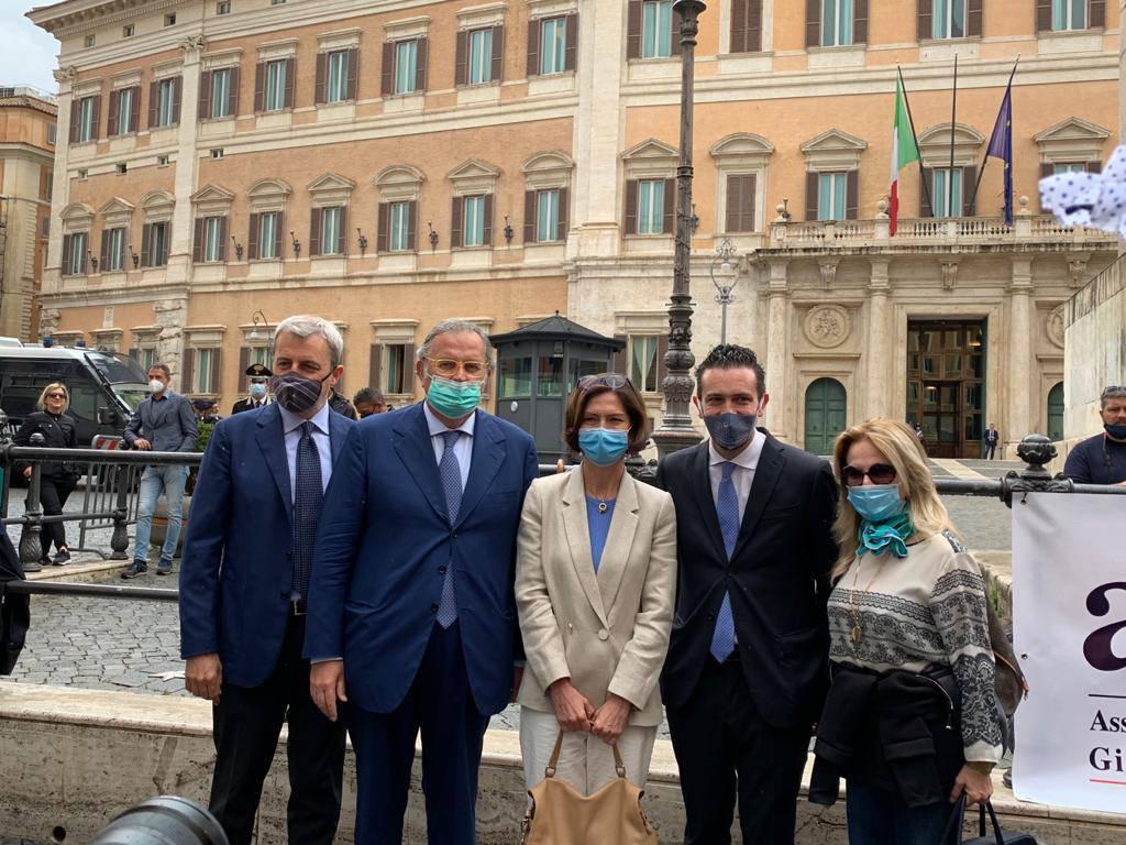 riviera24 - Forza italia Cassinelli e Gelmini