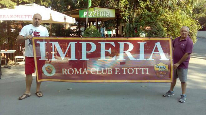 Roma club Imperia Francesco Totti