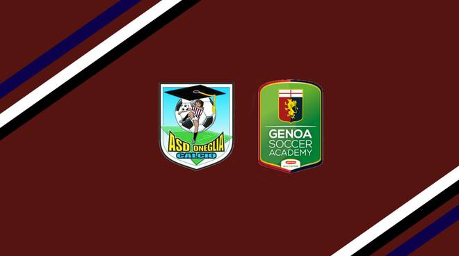 riviera24 - Asd Oneglia Calcio e Genoa Soccer Academy