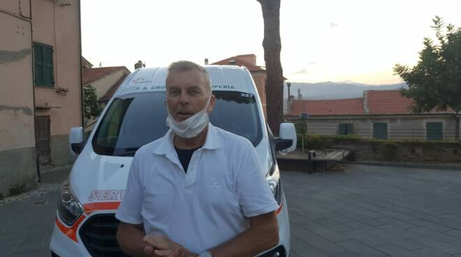 Festa al Parasio per i volontari della Croce Bianca