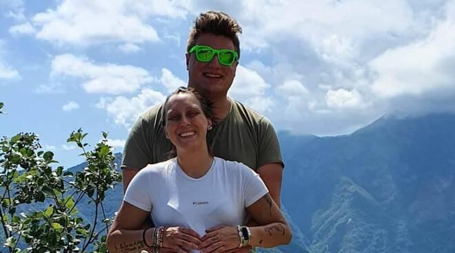 riviera24 - Stefano Ricotta e Valentina Bracco