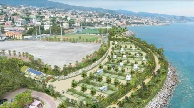 green park pian di Poma