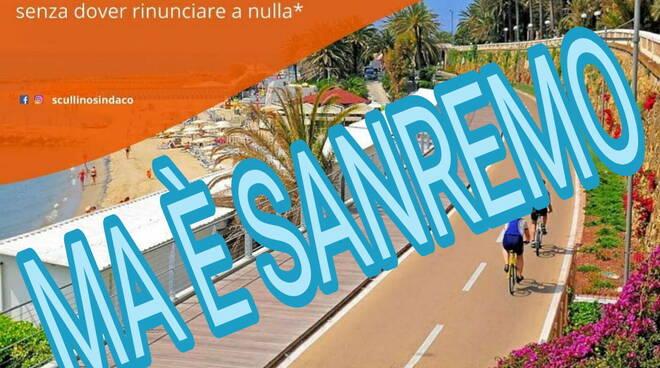 passeggiata mare Ventimiglia Sanremo
