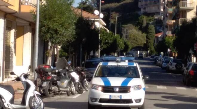 Polizia locale di Vallecrosia