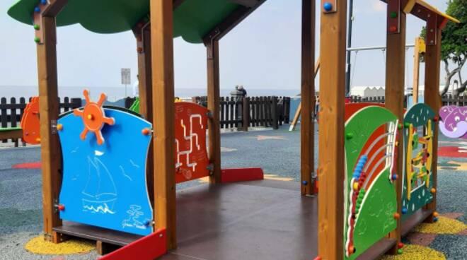 Riviera24- area giochi Bordighera