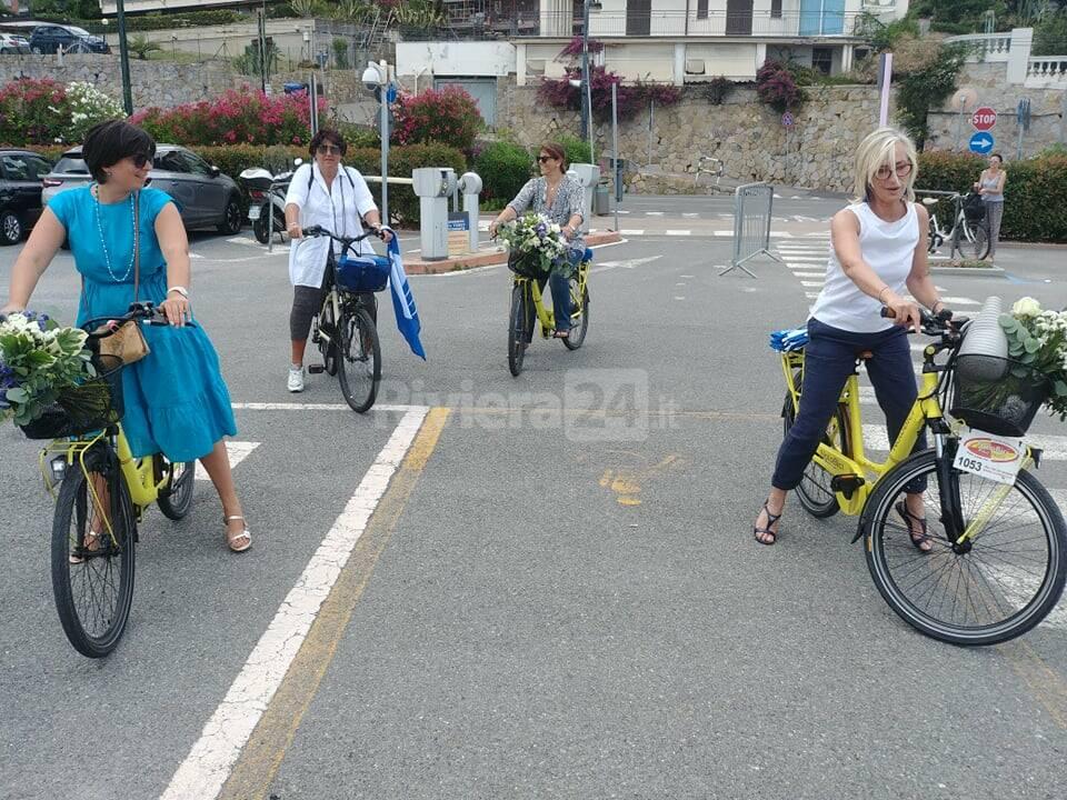 riviera24 - bici elettrica bandiera blu