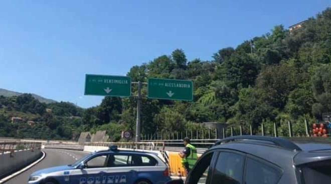 riviera24 - cartello autostrada polstrada