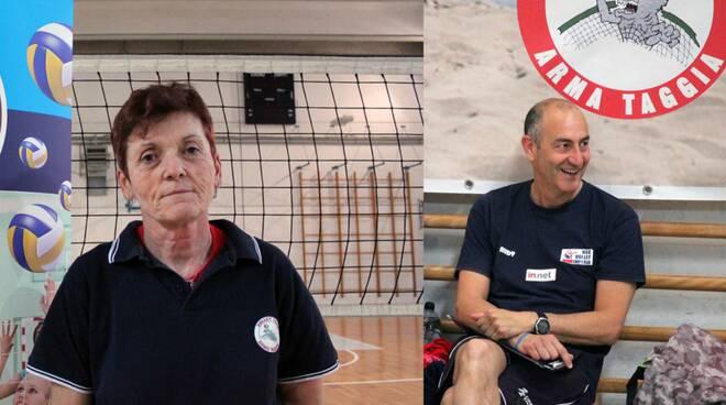 riviera24 - Fabrizia Fontanesi e Rodolfo Squillace